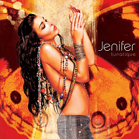 Infos : Album Lunatique de Jenifer