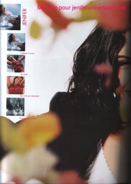 programme de sa tournée 2004/2005 15